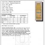 1. Tropicana / Dole Fruit Juice
