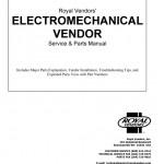 Electromechanical Vendor