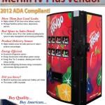 Faygo – ADA Merlin IV Plus Vendor