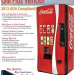 Coca-Cola – ADA GIII Plus Vendor 3D Vis
