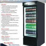 Cold Drinks – RVC-27 Cooler