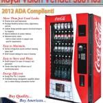 Coca-Cola – ADA RVV-500 Plus