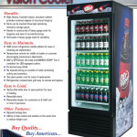 Dr Pepper – Vision Cooler