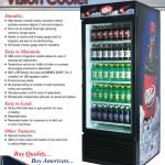 Dr Pepper – Vision Cooler