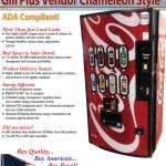 Coca-Cola – GIII Plus Vendor Chameleon Style