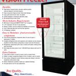 Health Timer – RVZFH-027 Vision Freezer
