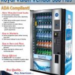 Aquafina – Royal Vision Vendor 500 Plus